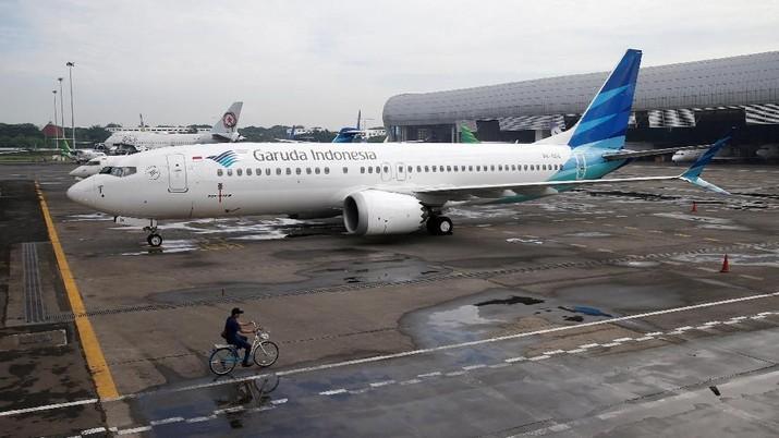 737 MAX Bermasalah, Garuda Bakal Minta Kompensasi ke Boeing