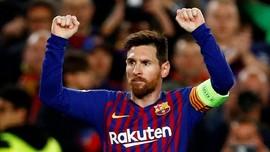 Ilmuwan Spanyol Klaim Bisa Kloning Lionel Messi