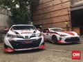 Koprek Mobil Balap Toyota Habiskan Dana Rp1 Miliar