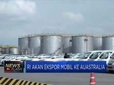 RI Akan Ekspor Mobil ke Australia