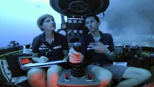 FOTO: Peneliti 'Live Streaming' dari Kedalaman Samudra Hindia