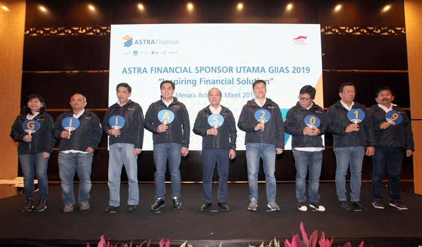 Astra Financial Dukung GIIAS 2019