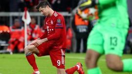 Dikalahkan Liverpool, Lewandowski Salahkan Pelatih Munchen