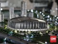 FOTO: Jakarta International Stadium, Calon Kandang Persija