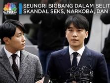 Mega Skandal Seungri BigBang: Seks, Narkoba, dan Suap Polisi