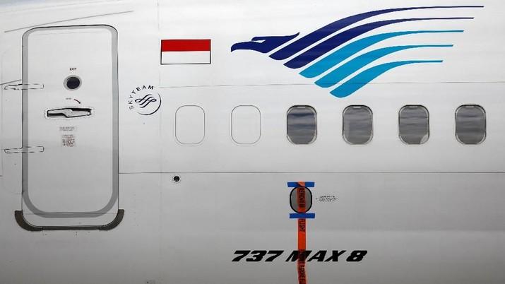 Ke Petinggi Boeing, Bos Garuda Sebut 737 MAX 8 Tak Dipercaya