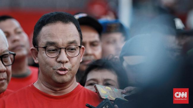 Indonesia Favorit Diplomat, Anies Promosi Joging di Ragunan