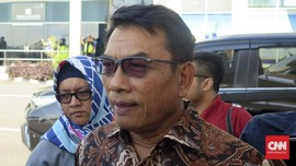 Moeldoko: Bahar Smith Giring Opini dengan Ancam Jokowi