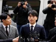 Bintang K-pop Penuh Skandal Seungri Ikut Wajib Militer
