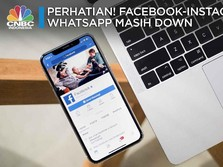 Facebook-Instagram-WhatsApp Error, Ada Apa?