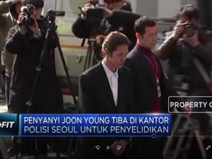 Joon Young Jalani Proses Interogasi