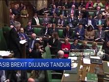 Ditolak Parlemen, Brexit di Ujung Tanduk