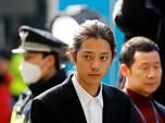 Resmi Ditahan, Jung Joon Young Terancam Pidana 7,5 Tahun