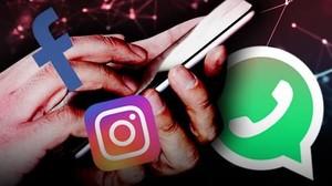 Facebook, Instagram, WhatsApp Kompak 'Down'
