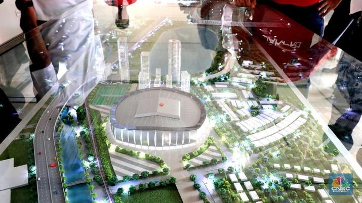 Kejanggalan Tender Jakarta International Stadium
