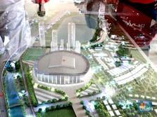 Mengintip Jeroan Stadion Anies yang Selevel 'Old Trafford'