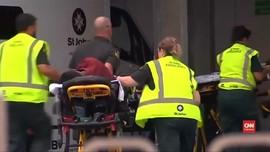 VIDEO: Penembakan di Masjid Selandia Baru Telan Korban Jiwa