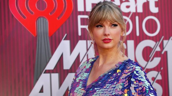 Taylor Swift Jadi Aksi Pembuka Billboard Music Award 2019