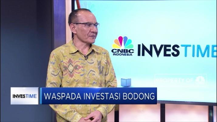 Investasi Bodong yang Meresahkan (CNBC Indonesia TV)