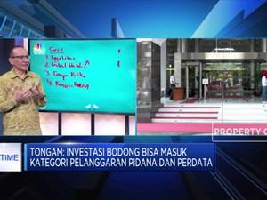 Cegah dan Laporkan Investasi Bodong