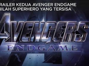 Kostum dan Jagoan Baru, Ini Bocoran Avengers: Endgame
