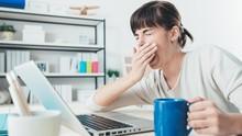 Cara Mencegah dan Menghilangkan Ngantuk Berat di Kantor