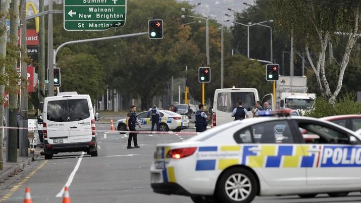 Jumlah korban tewas akibat penembakan di dua masjid di Christchurch, Selandia Baru, bertambah menjadi 50 orang.