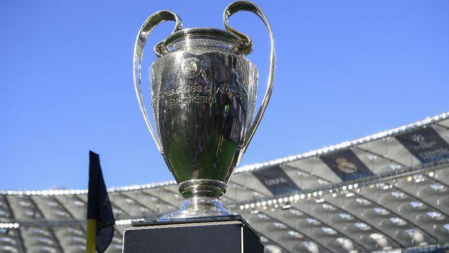 Hasil Undian Liga Champions: Manchester United vs Barcelona