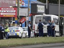 Heroik! Pria ini Halangi Aksi Penembak Masjid Selandia Baru