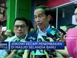 Jokowi Kecam Penembakan di Christchurch