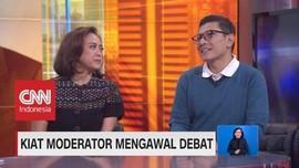 Kiat Moderator Mengawal Debat