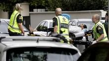 Siaran Langsung Penembakan Selandia Baru Ditonton 200 Orang