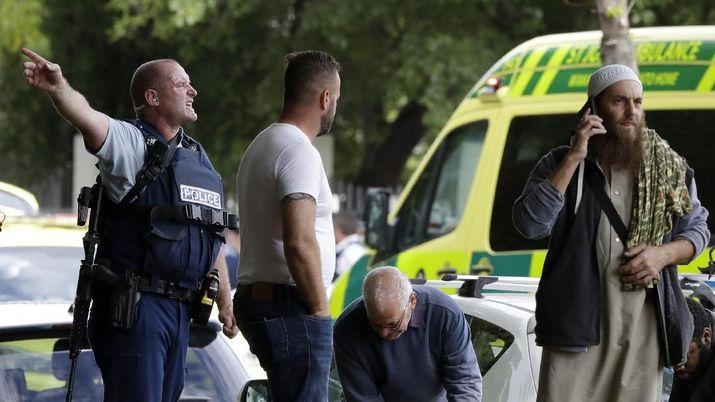 Selandia Baru Penembakan Picture: Kabar Terbaru Kondisi WNI Korban Penembakan Selandia Baru