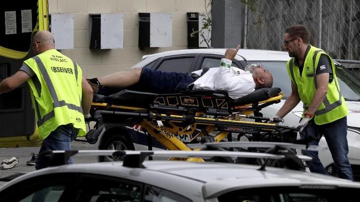 Jumat Sendu, Jamaah Masjid Tewas Ditembak di Selandia Baru
