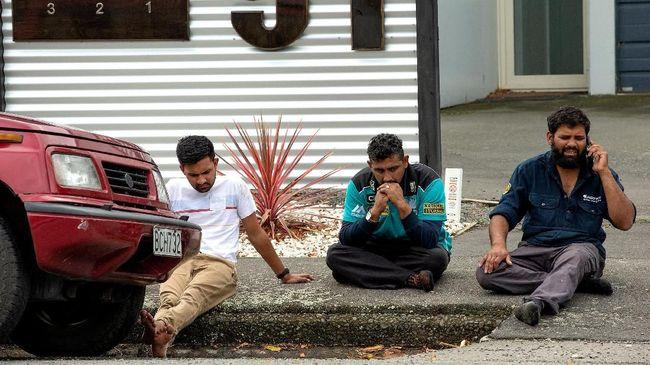 Williams: Insyaallah Korban Penembakan Masjid Masuk Surga