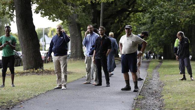 Jenazah Korban Teror di Selandia Baru Dikebumikan Bertahap