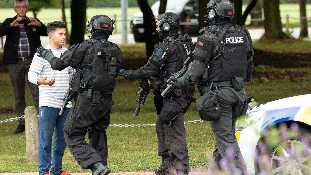 Media China: Teror di New Zealand Tunjukkan Negara Barat Melemah