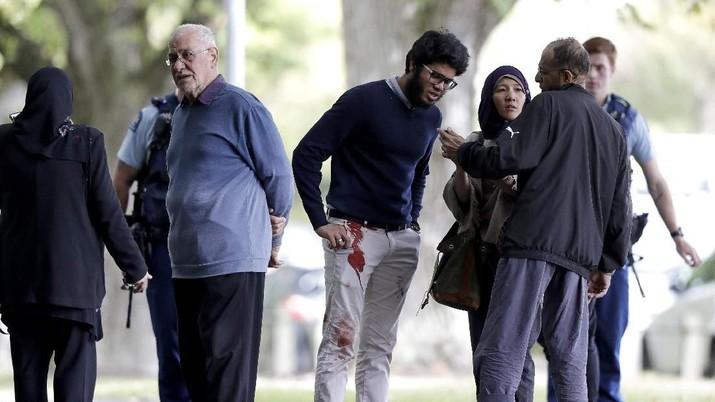 Tragedi Penembakan Masjid Selandia Baru, Banyak Korban Tewas