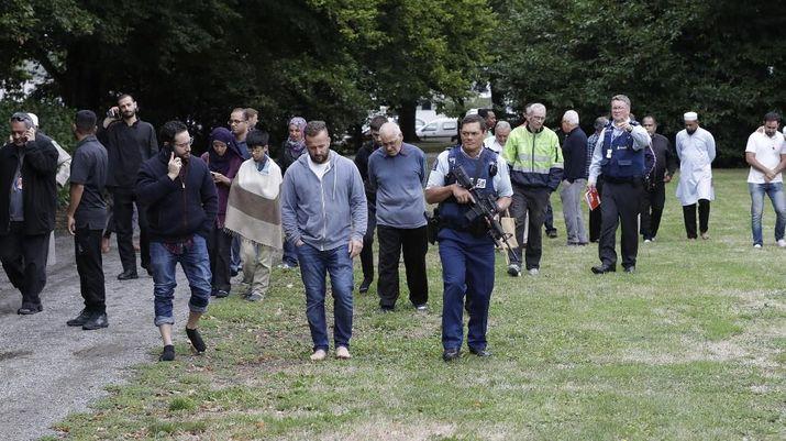 Penembakan Masjid Di Selandia Baru Wikipedia: Penembakan Selandia Baru, Status Satu WNI Belum Diketahui