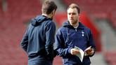 Real Madrid kemungkinan besar akan meminjamkan Gareth Bale, pasalnya El Real berambisi mendapatkan Christian Eriksen dari Tottenham Hotspur. Eriksen masuk daftar pembelian pemain Zinedine Zidane. (Reuters/Paul Childs)