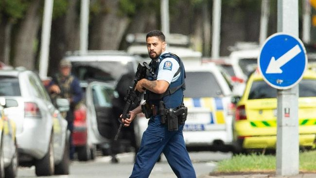 Insiden Penembakan, Selandia Baru Larang Warga ke Masjid