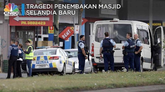 Teroris Selandia Baru Twitter: Puluhan Jamaah Masjid Tewas Ditembak Di Selandia Baru