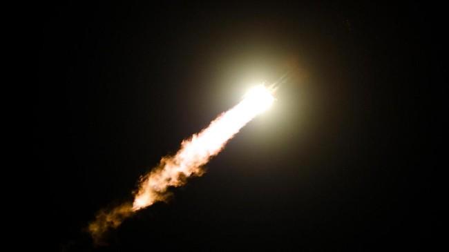 Akibat masalah tersebut, Soyuz harus melakukan pendaratan darurat dan peluncuran misi otomatis dibatalkan.(Kirill KUDRYAVTSEV / AFP)