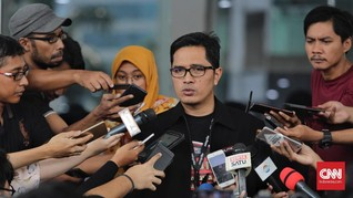 KPK Sita Dokumen Usai Geledah Ruang Dirkeu PT AP II