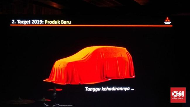 Teka-teki SUV Baru Mitsubishi di Indonesia