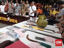 Beda Pilihan Politik, Pembacokan Kembali Terjadi di Madura