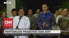 Prabowo-AHY Bertemu Untuk Diskusi Menjelang Pemilu