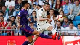 Real Madrid vs Celta Vigo Imbang di Babak Pertama