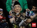 Mahfud MD: Mbah Moen Wafat di Tempat yang Dicintainya