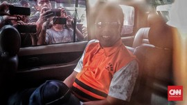 Tahanan KPK Protes Pemborgolan Jelang Salat Jumat